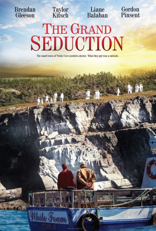 The Grand Seduction: la locandina