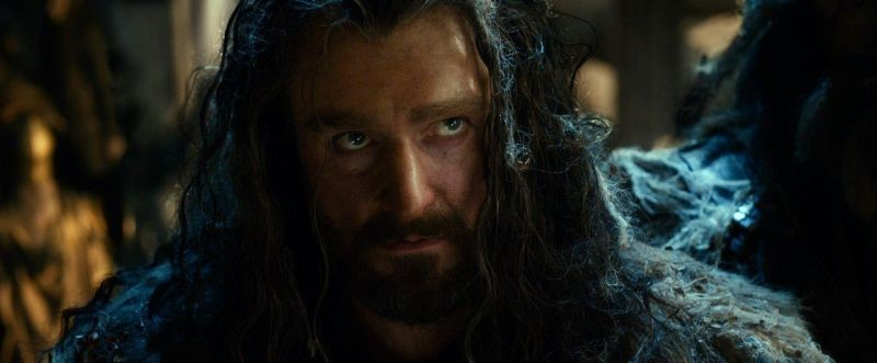 The Hobbit: La desolazione di Smaug, Richard Armitage in una scena
