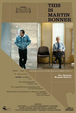 This is Martin Bonner: la locandina del film