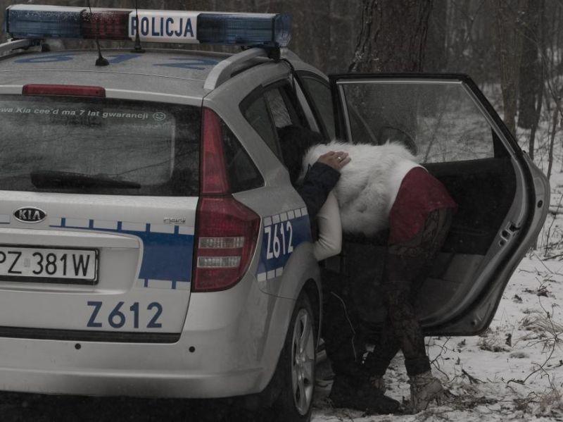 Traffic Department: una scena del film
