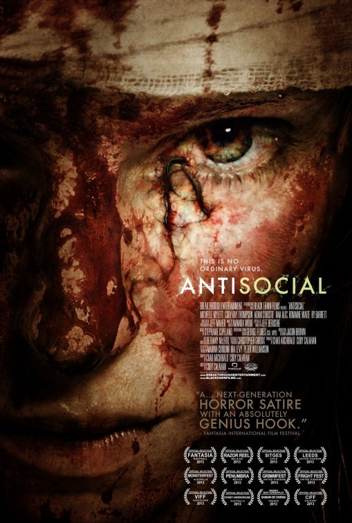 Antisocial: nuovo poster