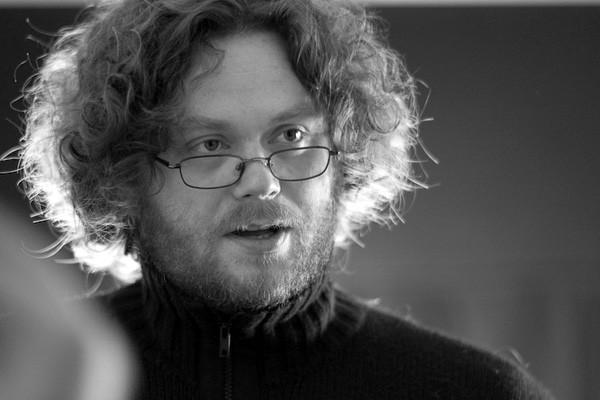 Au nom du fils: il regista Vincent Lannoo in una foto promozionale