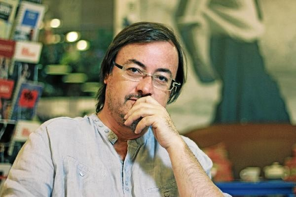 Canìbal: il regista del film Manuel Martín Cuenca in una foto promozionale
