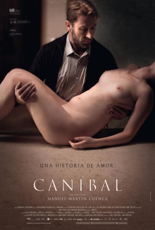 Canìbal: la locandina del film
