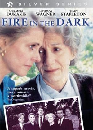 Fire in the dark: la locandina del film