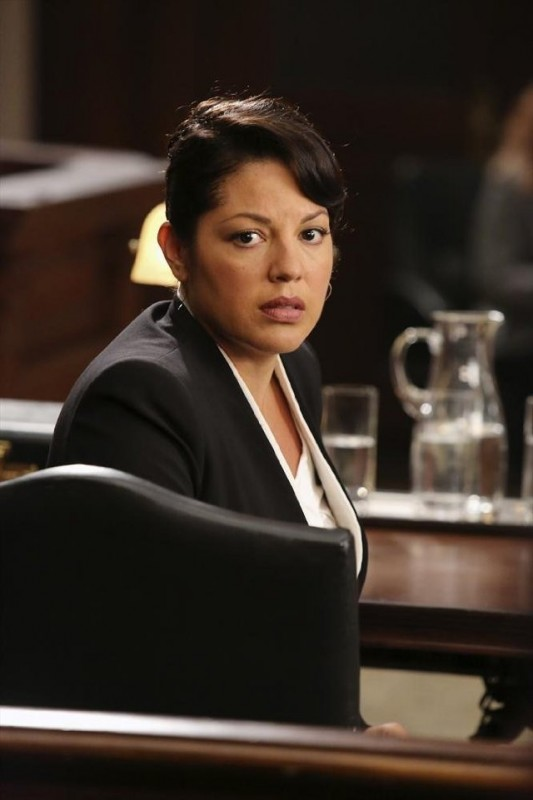 Grey's Anatomy: Sara Ramirez nell'episodio Sorry Seems to Be the Hardest Word