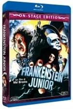 La copertina di Frankenstein Junior - On Stage Edition (blu-ray)