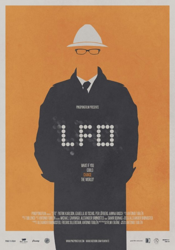LFO: la locandina del film