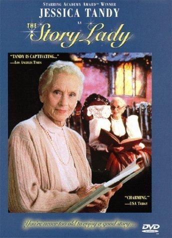 The story lady: la locandina del film