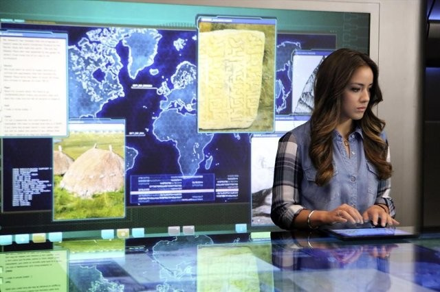 Agents of S.H.I.E.L.D.: Chloe Bennet nell'episodio The Well