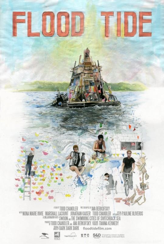 Flood Tide: la locandina del film