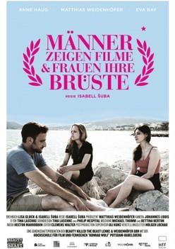 Men show Movies and Women their Breasts: la locandina del film
