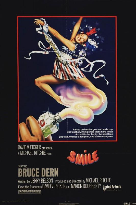 Smile: la locandina del film