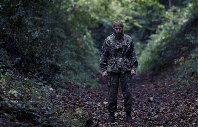 Southcliffe: Sean Harris in una suggestiva scena della serie