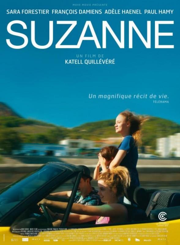 Suzanne: la locandina del film