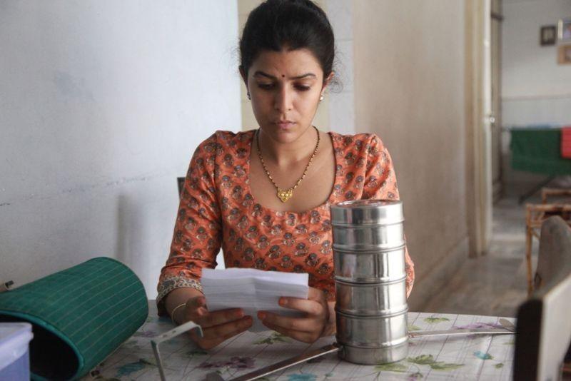 The Lunchbox: Nimrat Kaur in un'immagine tratta dal film