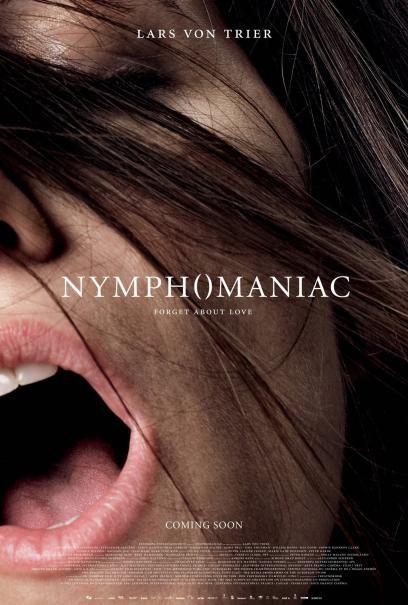 The Nymphomaniac - Part 1: una nuova provocatoria locandina