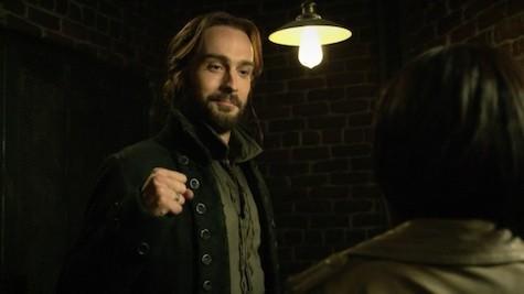 Sleepy Hollow - Tom Mison nell'episodio Necromancer (prima stagione)