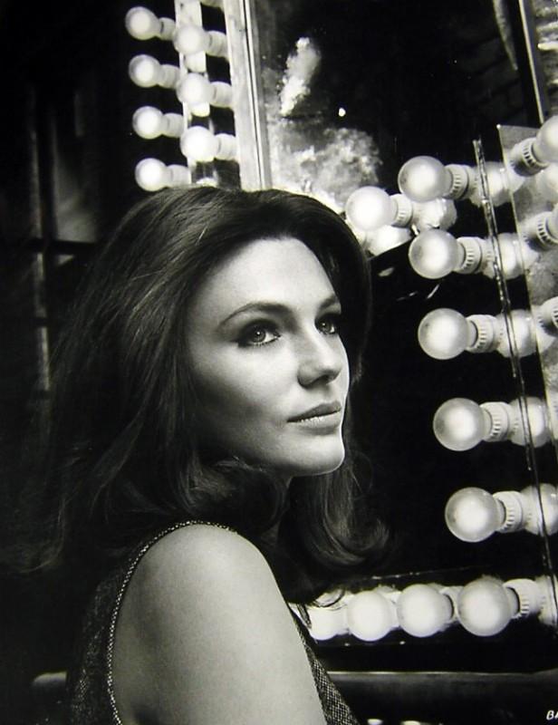 un bellissimo ritratto di Jacqueline Bisset