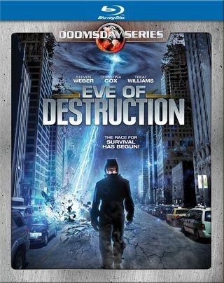Eve of Destruction - Distruzione totale: la locandina del film