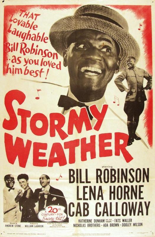 Stormy Weather: la locandina del film