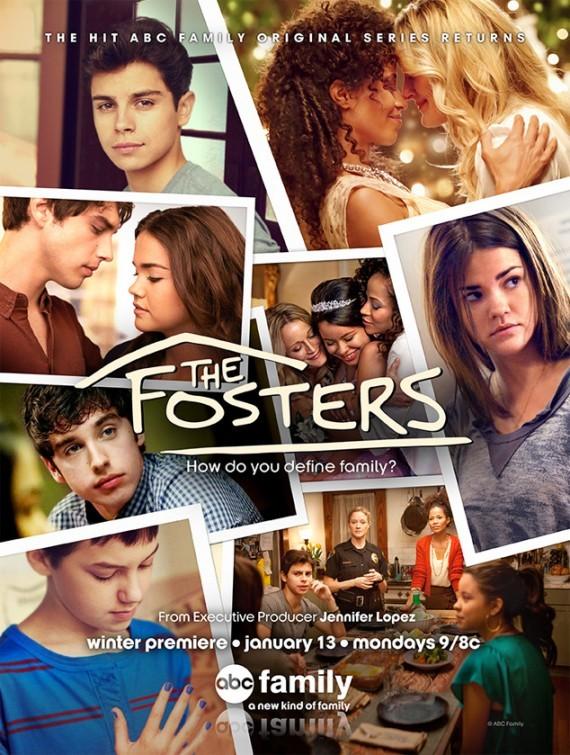 The Fosters: un poster per la seconda parte della stagione 1