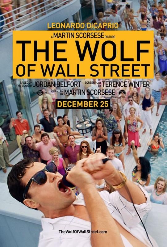 The Wolf of Wall Street: ancora una nuova locandina del film