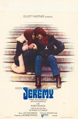 Jeremy: la locandina del film