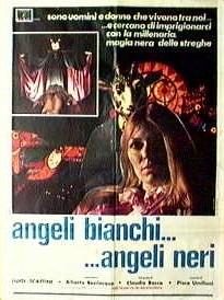Angeli bianchi... angeli neri: la locandina del film