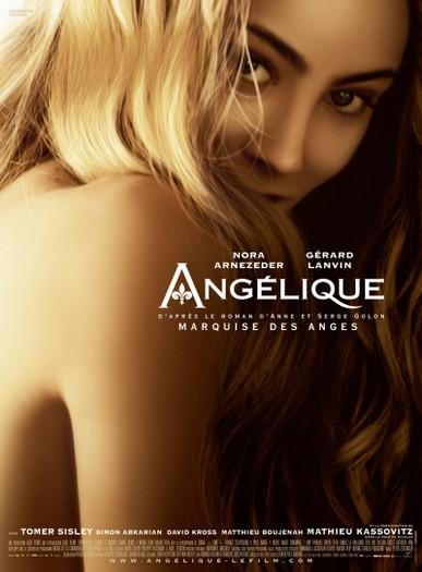 Angélique: la locandina del film