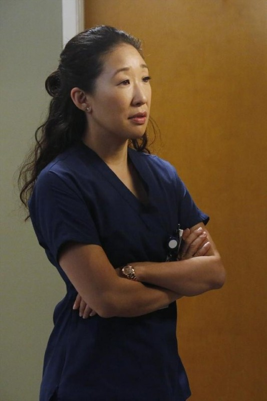 Grey's Anatomy: Sandra Oh nell'episodio Somebody That I Used to Know