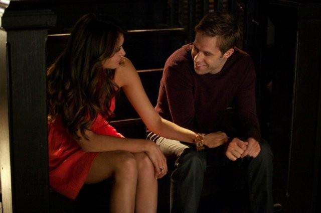 The Vampire Diaries: Shaun Sipos e Nina Dobrev nell'episodio Dead Man on Campus