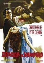 La copertina di Dracula il vampiro (dvd)