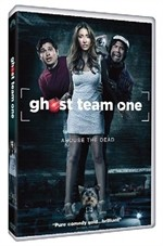 La copertina di Ghost Team One (dvd)