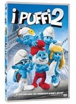 La copertina di I Puffi 2 (dvd)