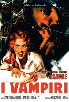 La copertina di I vampiri (dvd)