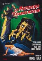 La copertina di La maschera di Frankenstein (dvd)
