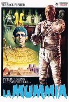 La copertina di La mummia (dvd)