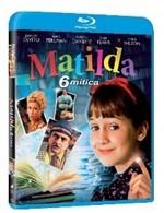 La copertina di Matilda 6 mitica (blu-ray)