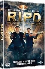 La copertina di R.I.P.D. poliziotti dall'aldilà (dvd)