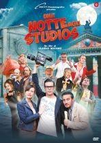 La copertina di Una notte agli studios (dvd)