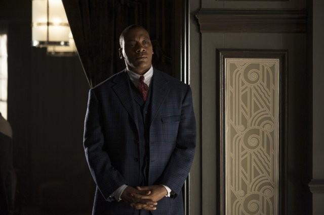 Boardwalk Empire: Eric LaRay Harvey nell'episodio The Old Ship of Zion