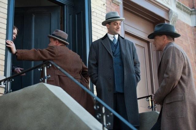 Boardwalk Empire: Stephen Graham, Michael Shannon e Morgan Spector nell'episodio All In