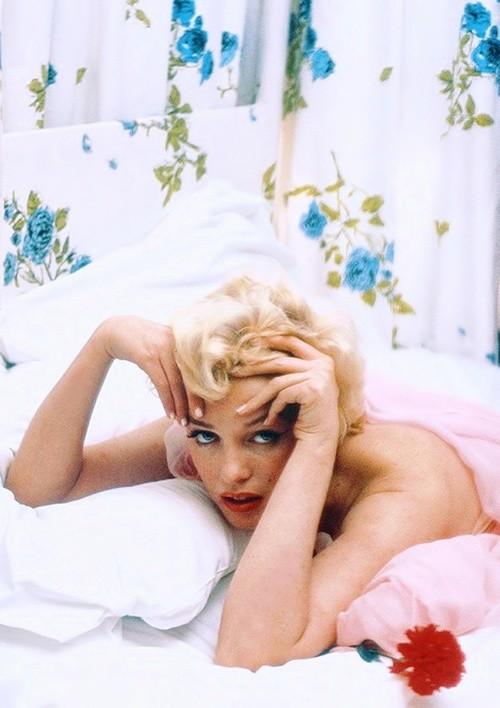 Marilyn Monroe in un ritratto di Cecil Beaton
