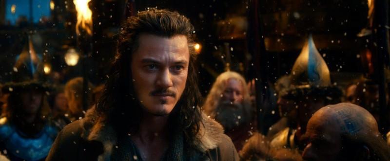 The Hobbit: la desolazione di Smaug - Un primo piano di Luke Evans