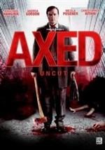 La copertina di Axed (dvd)