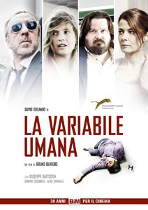 La copertina di La variabile umana (dvd)