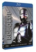 La copertina di Robocop (blu-ray)