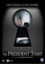 La copertina di The President's Staff (dvd)