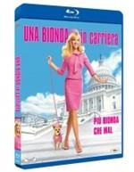 La copertina di Una bionda in carriera (blu-ray)